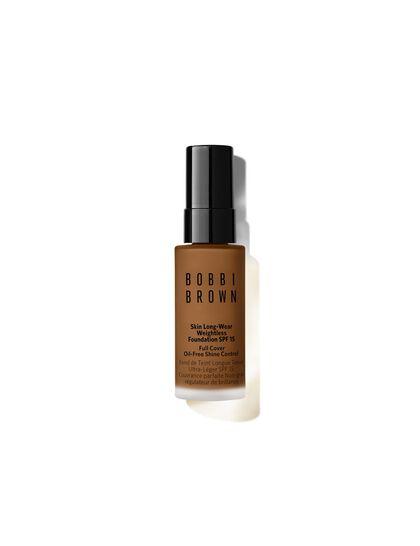 Skin Long-Wear Weightless Foundation Mini - Warm Almond