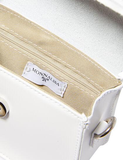 Logo Satchel Bag