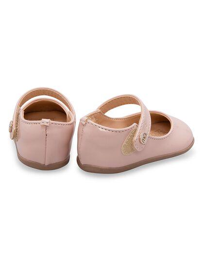 Ballerina Verniz Plain