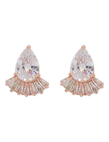 Teardrop Cut Earrings