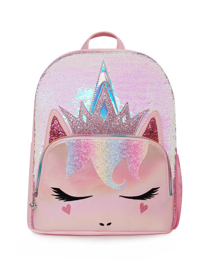 Miss Gwen Sequins Large Backpack