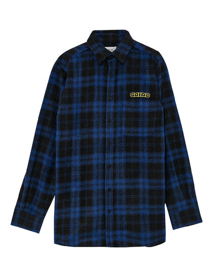 Night Drive Flannel