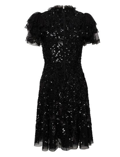 Shirley Ribbon Mini Dress