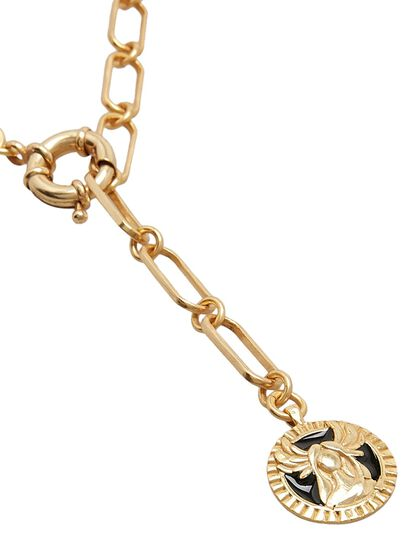 The Virgin Virgo Necklace