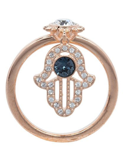 Sjc Swa Symbol Ring Charms Mont Cry Ros 58