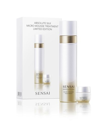 Sensai Absolute Silk Micro Mousse Treatment Limited Edition