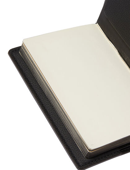 Montroi Notebook Cover Grey Small