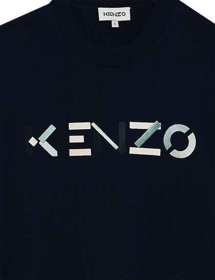 Kenzo Logo Jumper