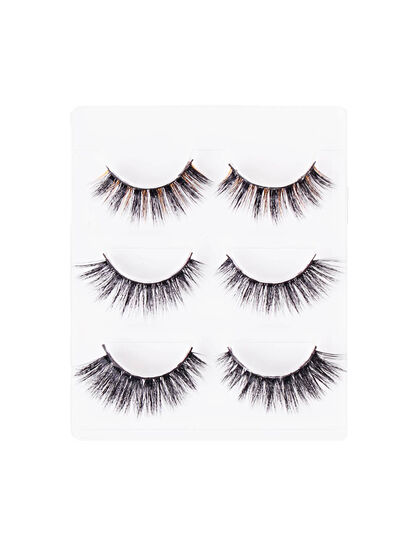 Glossy Makeup Party Lash Collection Black 30Ml