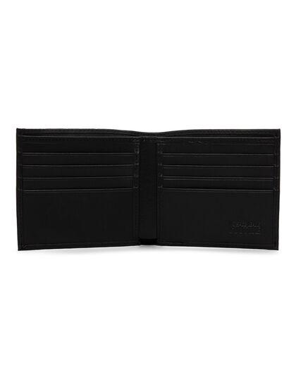 Wallet/Black Linea Macrologo Dis. 1