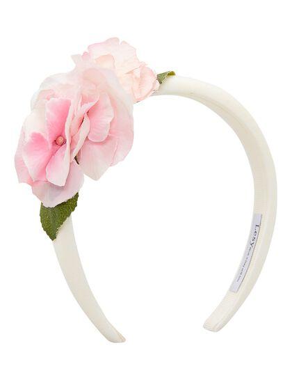 Headband Flower On Side