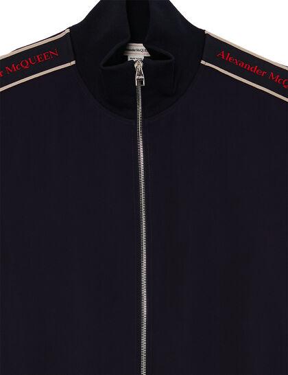 Logo Tape Jacket