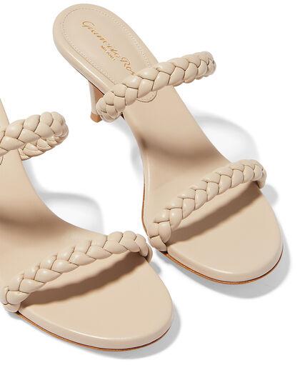 Plaited Strap Sandals