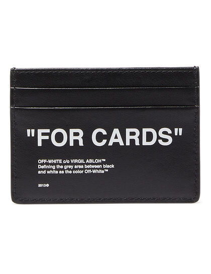 Quote Cardholder