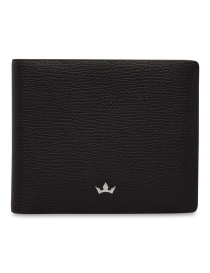 Trophy 8Cc Bifold - Italian Leather Black