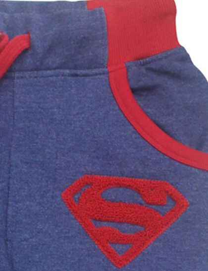 Superman Logo Sweatpants
