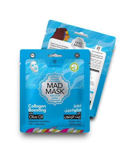 Facial Sheet 25 Ml Collagen Boosting & Olive Oil