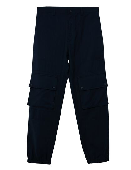 Taqs Cargo Trousers Twill