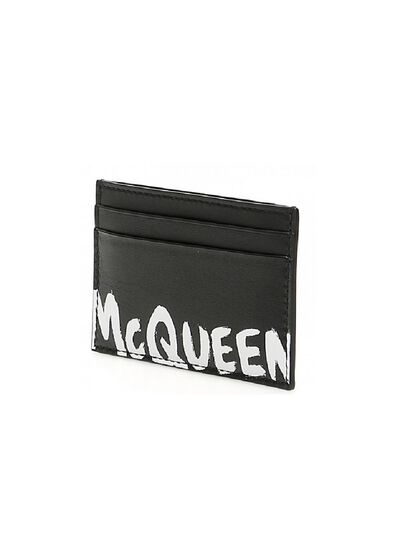 Graffiti Card Holder