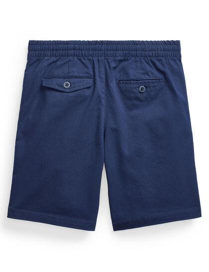 Prepster Stretch Twill Shorts