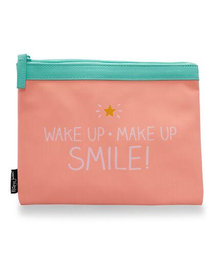 Wake Up Make Up Bag