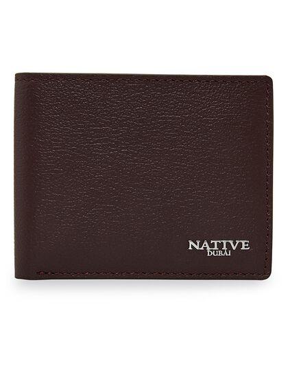Mens Smart Wallet In Black