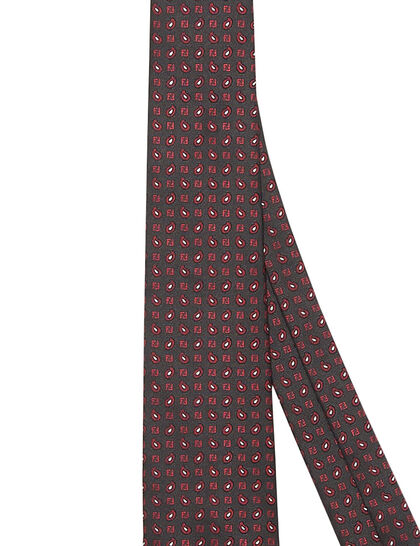 Dotted Tie in Cashmere