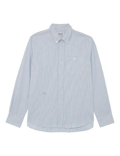 Thin Stripes Shirt K Emb