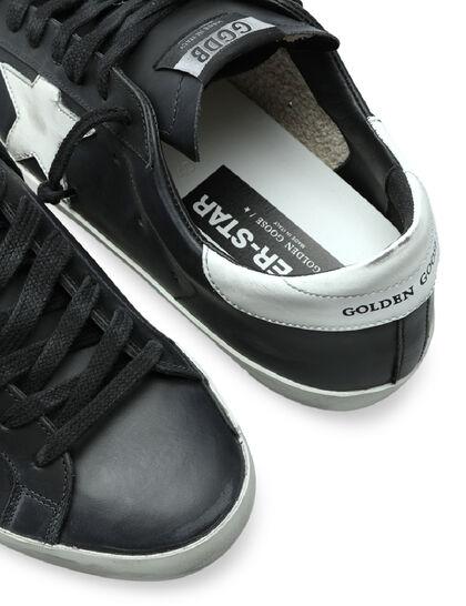 Super-Star Distressed Sneakers