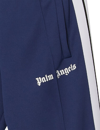 Classic Track Pants Navy Blue White