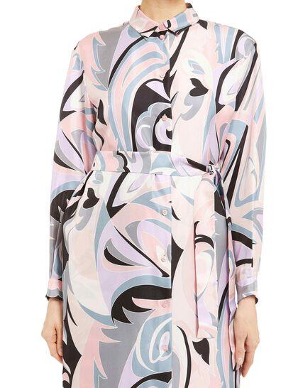 Dinamica Shirt Dress