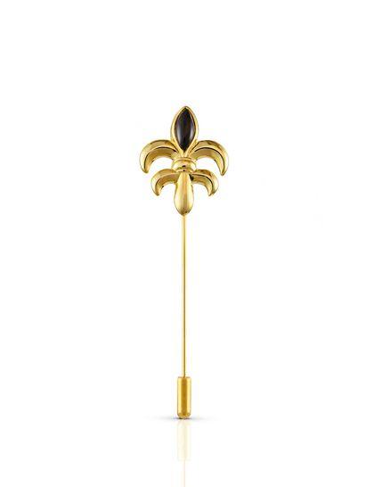 Fleur De Lis Lapel Pin