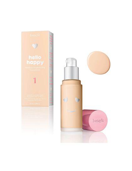 Hello Happy Flawless Brightening Shade 01 Fm Fnd Lqd