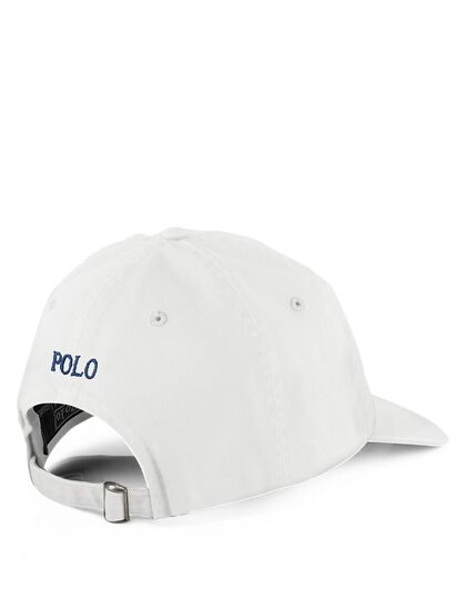 Sport Cap Hat Cotton Chino - Relay Blue/Wicket Yellow