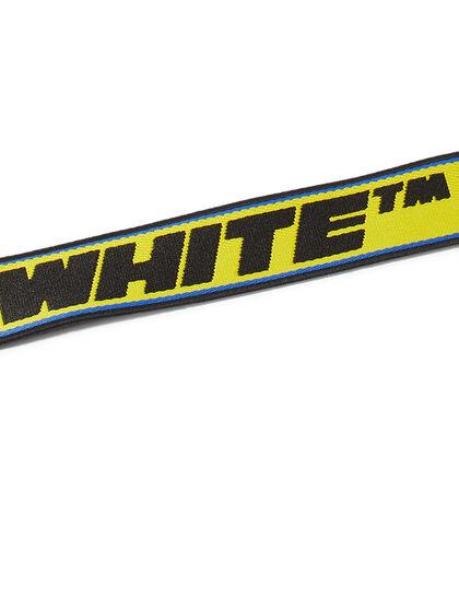 Reversible Industrial Belt 35 Yellow Bla