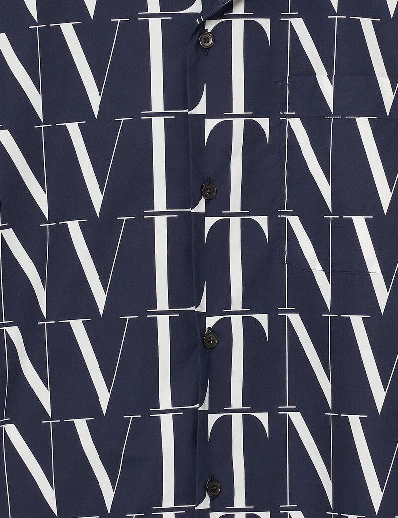 Camicia M\Manica Vltn Times
