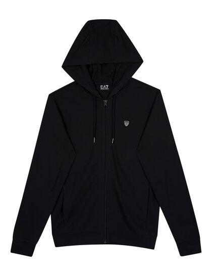 Hooded French Terry Sweatshirt