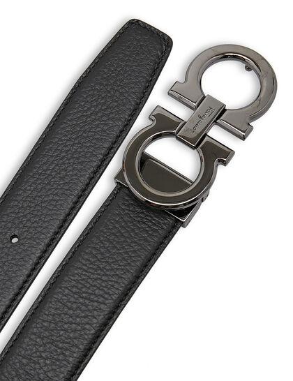 Men'S Belts Adjustable And Reversible Double Adjus