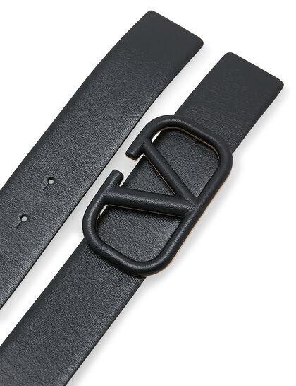 Vlogo Signature Buckle Belt