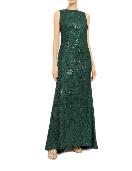 Shining Stones Evening Gown