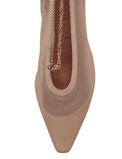 Mesh Pump With Chain