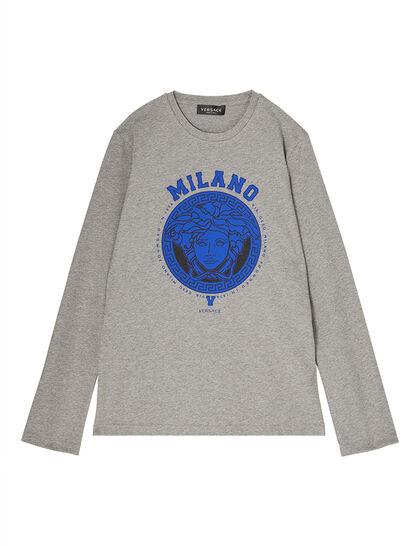 Milano Medusa Printed T-Shirt