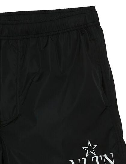 VLTN Logo Swim Shorts
