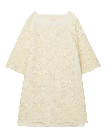 Knitted Shift Dress