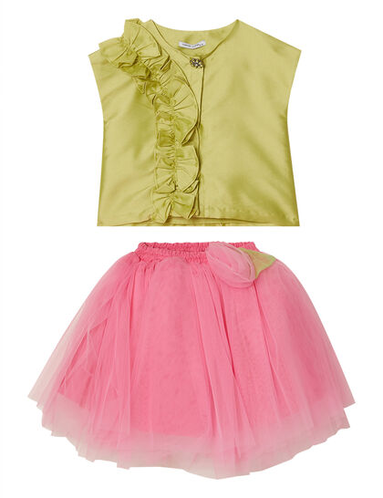 Waverly Tulle Outfit Set