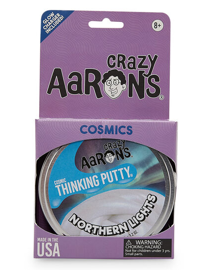 Putty 4' Northern Lights Crazy Aaron'S Thinking Putty