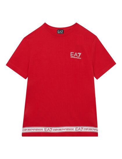 Train Logo Series M Tape Tshirt