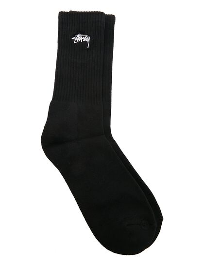 Small Stock Crew Socks