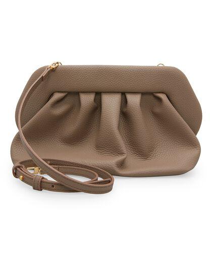 Bios Grained Clutch Bag