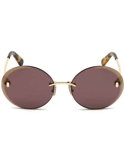 Roberto Cavalli Oval Sunglasses